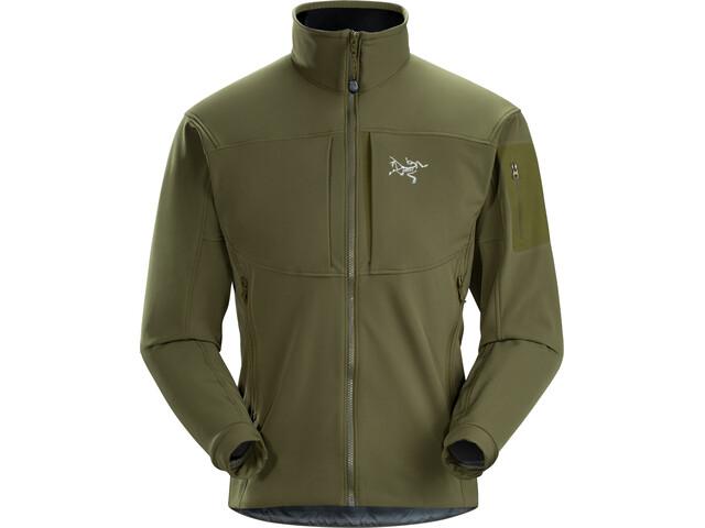 Arc'teryx Gamma MX Jacket Herre Bushwhack